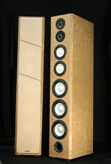 axiom m100 floor standing speakers review