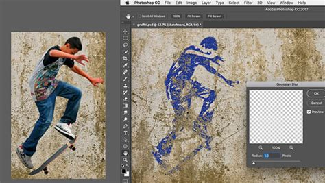tutorial photoshop graffiti how to turn a photo into graffiti with photoshop