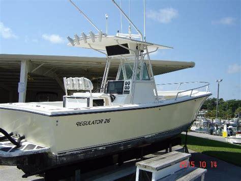 regulator  boats  sale  north carolina