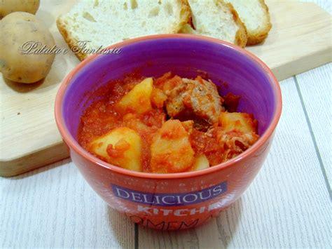 cucinare spezzatino con patate spezzatino in umido spezzatino di manzo con patate