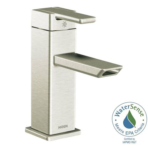 Moen 90 Degree Kitchen Faucet by Moen 90 Degree Single Single Handle Low Arc Bathroom