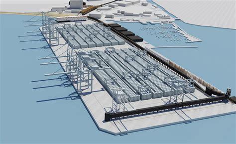 porto di vado ligure porti e infrastrutture piattaforma multipurpose di vado