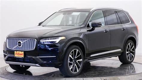2019 Volvo Xc90 T8 by New 2019 Volvo Xc90 T8 Eawd In Hybrid Inscription