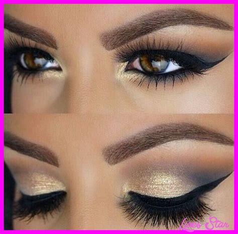 Eyeshadow For Dress eye makeup with dress emerald smokey eye makeup for black dress prom makeup for brown