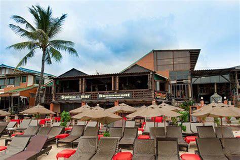 swing bar lamai swing bar is located on central lamai beach behind the