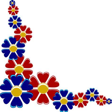 Kertas Cliparts Lamore Design 8pcs yuri flower corner clip at clker vector clip royalty free domain