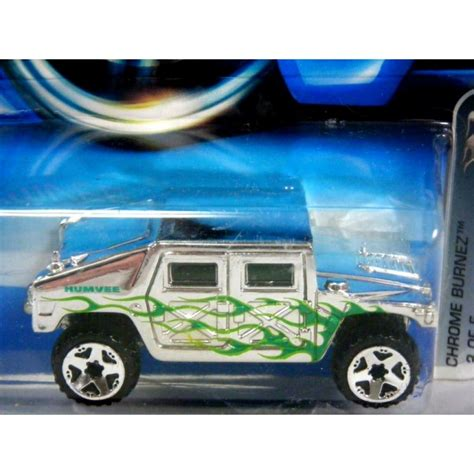 Hotwheels Humvee 598 wheels humvee hummer global diecast direct