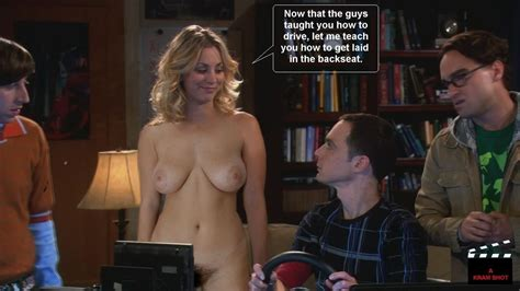 Best Quality Celebrity Fake Nudes Kaley Cuoco