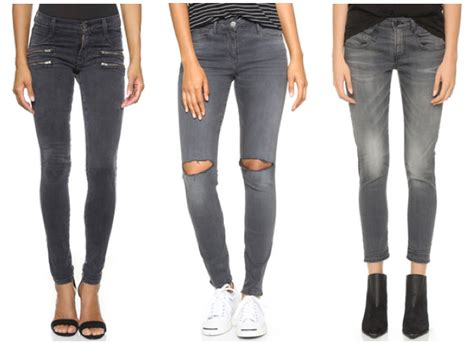 what are the best jeans for women in their forties 12 of the best grey jeans for women the jeans blog