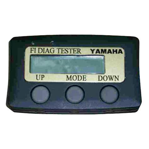 Diagnostic Tool Yamaha All Series yamaha fi diagnostic tool 9089003182