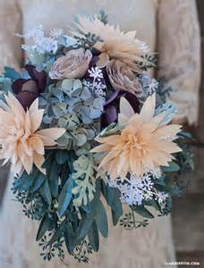 diy wedding paper flowers flower the diy wedding a for brides and grooms who