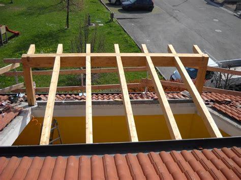 coperture in legno per terrazze civer snc 187 chiusura e copertura terrazze