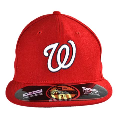 new era washington nationals mlb 59fifty fitted