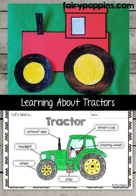 Best 25 Tractor Crafts Ideas On Pinterest Tractor John Deere Crafts And John Deere Baby Tractor Template For Preschoolers