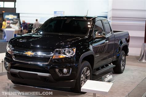 Truck Bed Cls by Chevrolet Colorado Photos Informations Articles