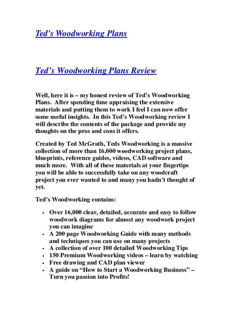 teds woodworking 16 000 woodworking plans free ebooks download