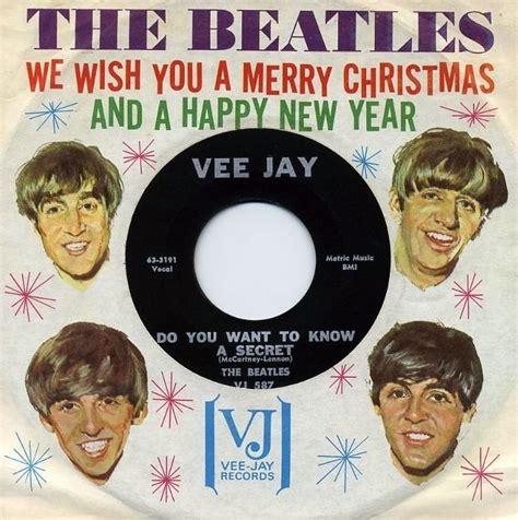 beatles     merry christmas   happy  year  beatles beatles album