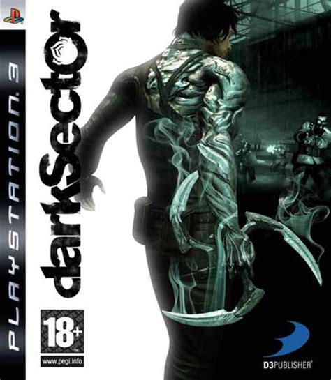 Bd Ps3 Sector Darksector gioco per playstation 3 sector impersonate uno dei migliori agenti della cia