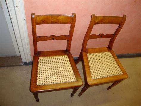 korbgeflecht stuhl m 246 bel reparatur hamburg ein stuhl mit korbgeflecht wird