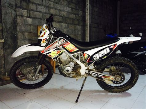 Di Jual Kawasaki di jual cepat klx150 jual motor kawasaki klx gianyar