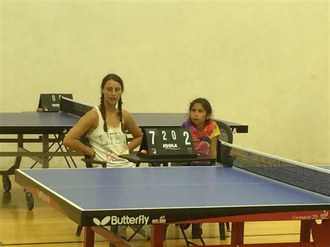 equal challenge table tennis tournament 4 newport