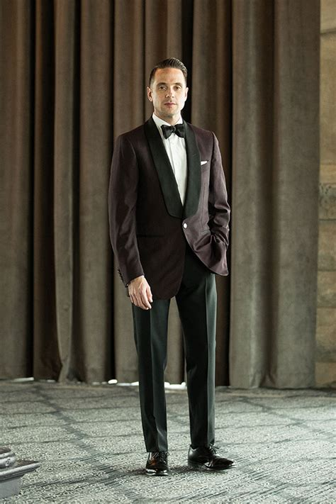 Wedding Attire Black Tie Optional by Black Tie Optional Formal Dress Codes Explained He