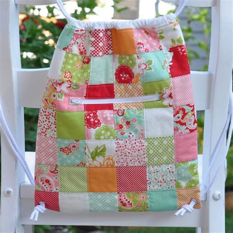 patchwork and quilted bag patterns to try