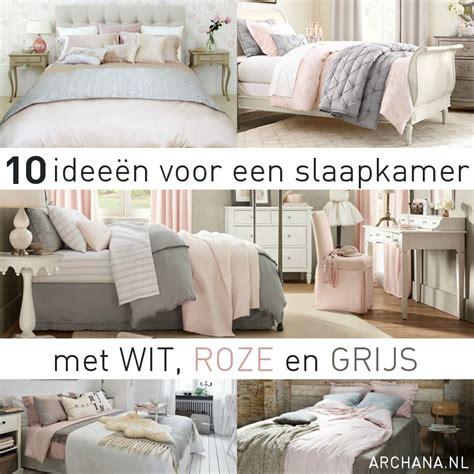 Slaapkamer Inspiratie Wit by Slaapkamers 10 Idee 235 N Voor Een Slaapkamer Met Wit Roze