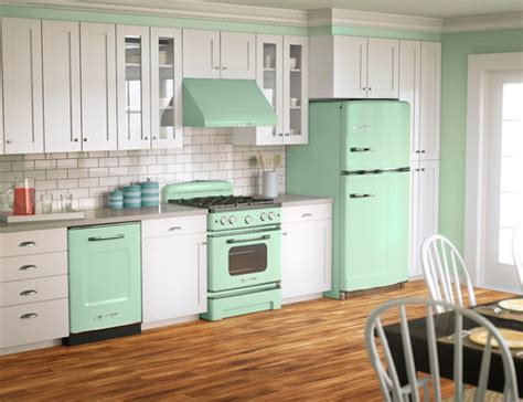 vintage style kitchen appliance how to add modern retro appliances to any kitchen style