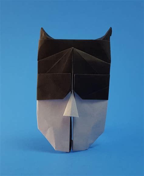 Batman Origami - origami batman page 1 of 2 gilad s origami page