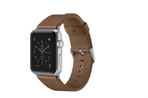Band For Apple 38 42mm Italian Leather Wrist belkin smart classic leather band wristband for apple 42mm and 38mm ebay