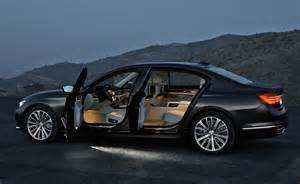 2016 bmw 7 series unveiled with outstanding technology
