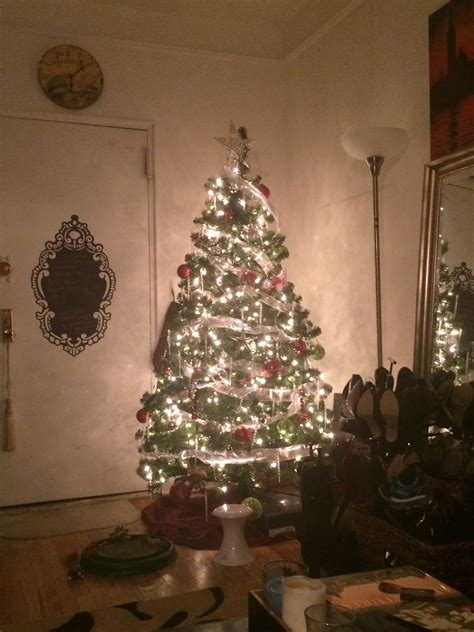 chrustmas tree smells musty tree for small apartment home design