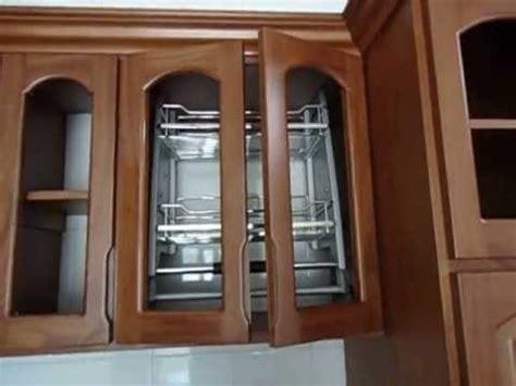 cocina integral totalmente en madera youtube