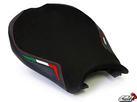 Motorrad Cover Ducati by Ducati 848 1098 1198 Motorcycle Seat Cover Front