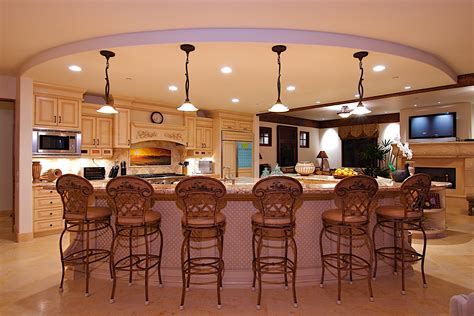 kitchen with an island design tips to consider when selecting a kitchen island design interior design inspiration
