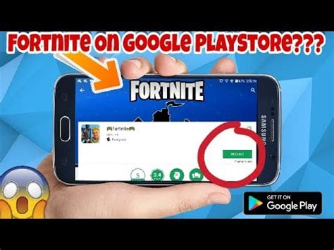 free play store for samsung mobile fortnite mobile on android play store