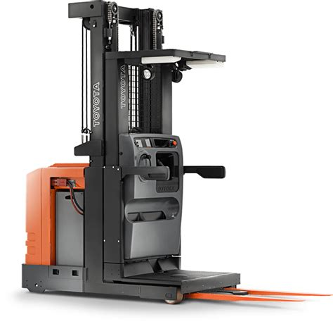 7 series electric order picker toyota forklifts