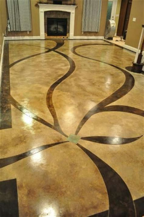 Decorative Floor Painting Ideas 1000 Images About Painted Concrete On Pinterest Concrete Patios Patio Paint And Painted