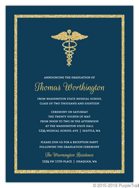 Vanderbilt Mba Invitation Date by School Graduation Invitations School