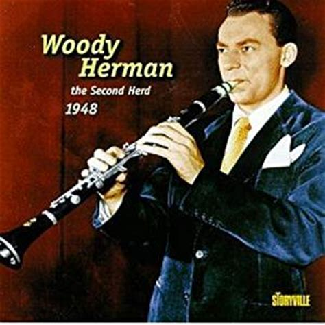 Piringan Hitam Vinyl Woody Herman The Herd Jazz Hoot woody herman the second herd 1948