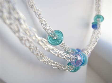 patterned wire for jewelry 20 free wire crochet jewelry patterns