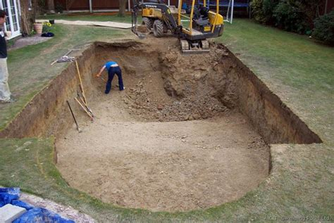 How To Build A Swimming Pool Diy How To Build A Pool In Your Backyard