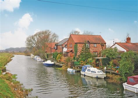 Cottages Including Ferry by River Cottage The Moorings Stoke Ferry Norfolk East