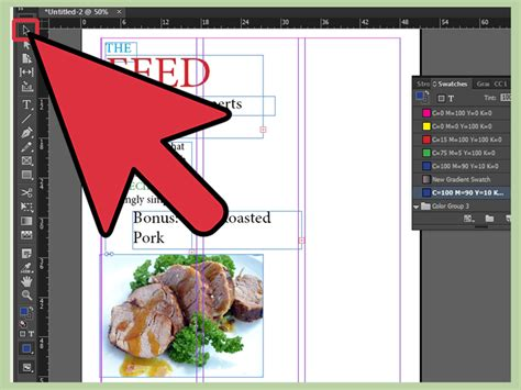 creating newsletter indesign how to create a newsletter in indesign 12 steps with