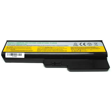baterai lenovo 3000 b460 b550 g430 g450 g530 g550 g555