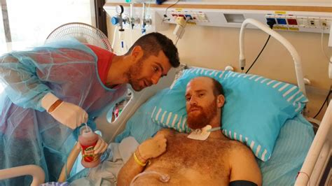 Friends Hospital Detox by Back On His An Israeli Adventurer Takes On The