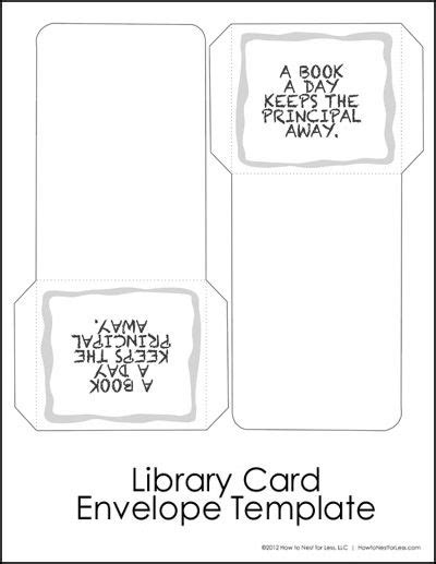 library card template best 20 library cards ideas on library card