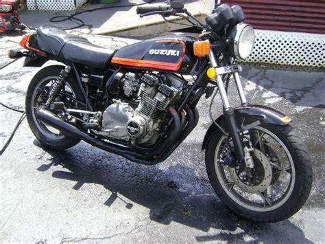 Suzuki Gs750e 1982 Suzuki Gs750e Standard For Sale On 2040 Motos