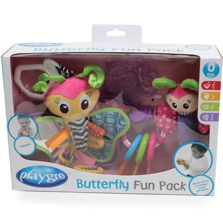 Sale Playgro sale playgro butterfly gift pack buggy terrain